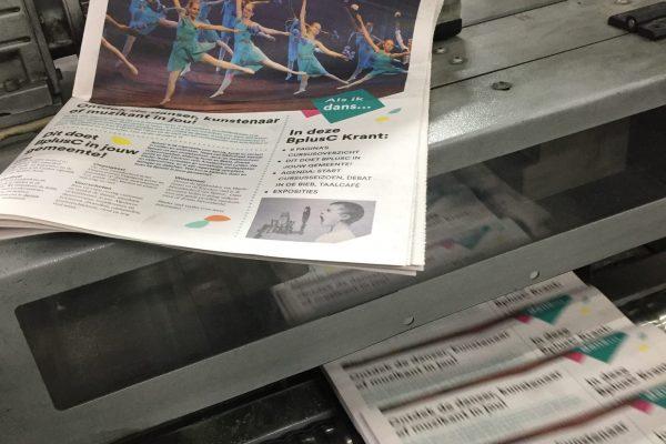 BplusC Krant
